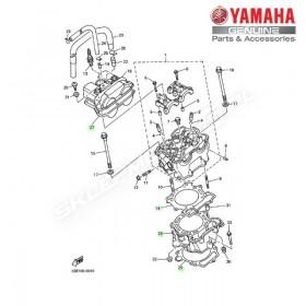 Zestaw cylinder + tłok Yamaha YZ400F 1999