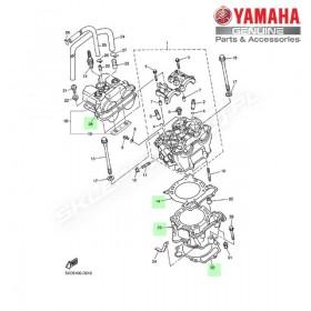 Zestaw cylinder + tłok Yamaha YZ450F 2005