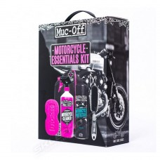 Zestaw Motorcycle Essentials MUC-OFF