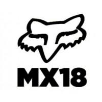 FOX MX 2018