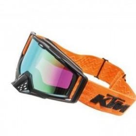 Gogle KTM RACING, pomarańczowe