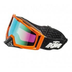 Gogle KTM RACING, czarne