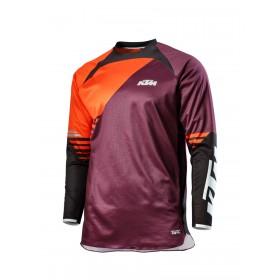 Koszulka z długim rękawem KTM MX GRAVITY-FX, fioletowa