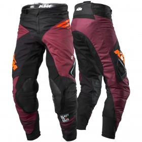 Spodnie KTM MX GRAVITY-FX, fioletowe