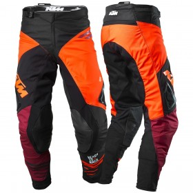 Lekkie spodnie KTM MX GRAVITY-FX, czarne