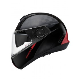 Kask Schuberth C4 PRO CARBON Fusion Red