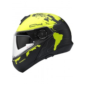 Kask Schuberth C4 PRO Women Magnitudo Yellow