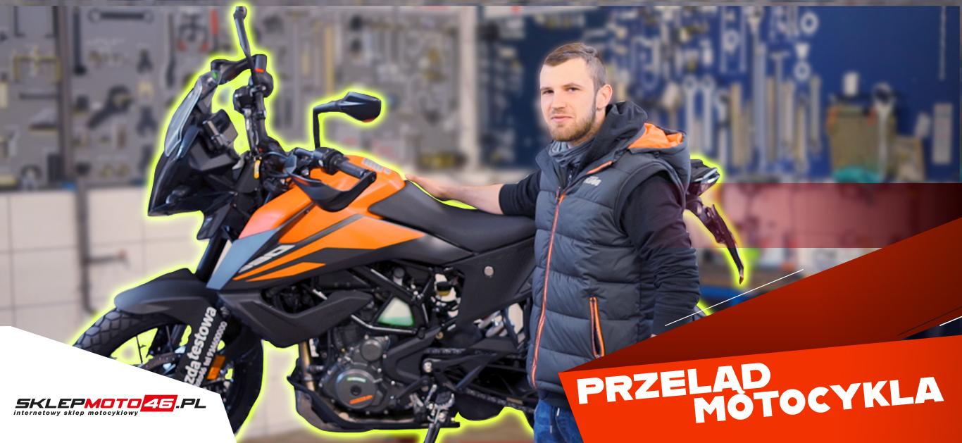 Jak przygotować motocykl do sezonu albo dłuższej trasy?!
