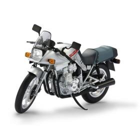 Metalowy model motocykla GSX-1100S Katana Suzuki