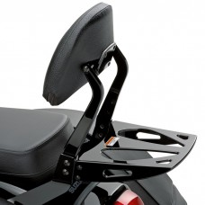 Black Billet Rear Rack