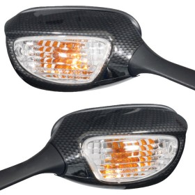 Carbon Look Mirror Covers 99000-99013-K72