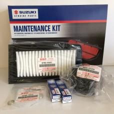 Zestaw filtrów i świec, Burgman 650 2003-2016