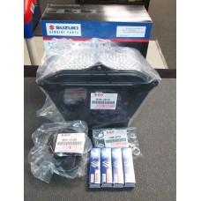 Zestaw filtrów i świec, Hayabusa GSX 1300R 2004-2007