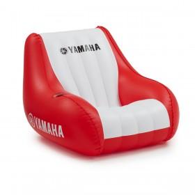 Krzesło nadmuchiwane Yamaha, czerwone