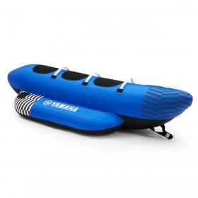 Łódka do holowania Yamaha, niebieska