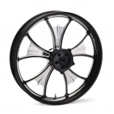 Akcesoryjne aluminiowe przednie koło