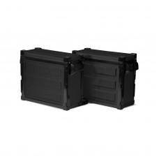 Aluminiowe kufry boczne do modelu XT660Z Ténéré
