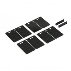 Listki membrany VFORCE® z włókien węglowych