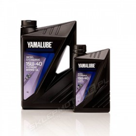 Olej Yamalube 15W40 1L S/D (1 litr)