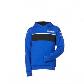 Dziecięca bluza z kapturem Yamaha Paddock Blue