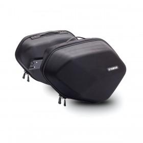Boczne kufry z miękkiego tworzywa ABS