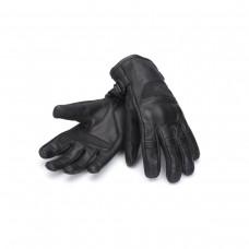 Damskie rękawice skórzane w miejskim stylu