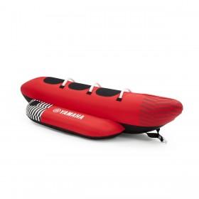 Łódka do holowania Yamaha, czerwona